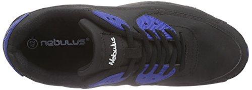 Nebulus Liam, Chaussures de Fitness Homme Noir - Noir