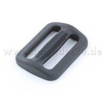 Regulator aus Nylon - für 30mm breites Gurtband - 25 Stück