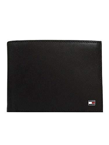 Tommy Hilfiger Eton Cc And Coin Pocket Porta Carte di Credito, 75 cm, Marrone