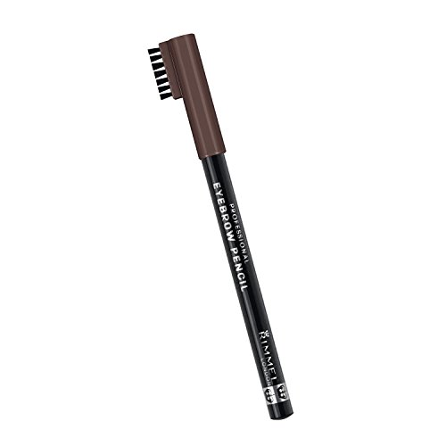 Rimmel London, Matita per sopracciglia, Dark Brown, 1.2 g