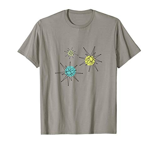 Vintage Franciscan Starburst Atomic Era T-Shirt