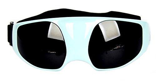 FreshGadgetz 1 Set di Occhiali per massaggiare gli occhi, Massaggiatore per occhi, riposo per gli occhi
