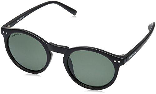 Fastrack Polarized Square Men's Sunglasses - (P383GR8P|49|Green Color) image
