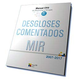 Manual CTO de Desgloses Comentados MIR 2007-2017
