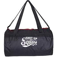 BlueeTM Shut up and Squat Series Gym Bag