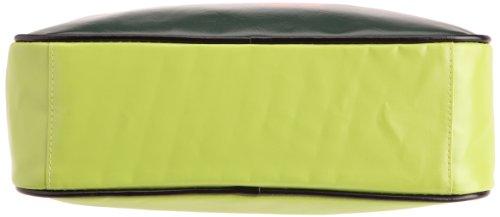 Gola Classics, Redford, Unisex_Adulto Rosso - Verde - Verde acido - Nero