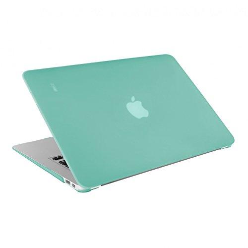 Artwizz Rubber Clip für Apple MacBook Air 27,9 cm (11 Zoll), mint (Gummi-füße Für Laptop-tasche)