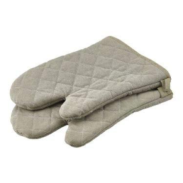 enschutz Ofen Handschuhe Tan, CE-gekennzeichnet (Paar), 33cm ()