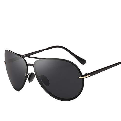 DURIAN MANGO Herren Polarized Sonnenbrille Metallrahmen Outdoor Driving Sonnenbrille,Style1