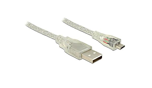 Delock Kabel Usb 2 0 Typ A Stecker Usb 2 0 Micro B Computer Zubehör