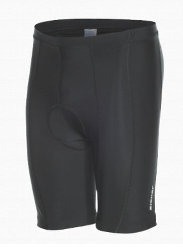 Pantaloncini da ciclismo da uomo Ziener Chocman X-Gel-Tec da uomo nero
