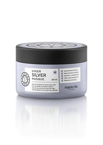 Maria Nila Sheer Silver Masque, 1er Pack (1 x 250 ml)