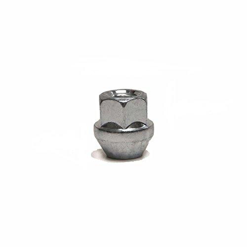 20 RADMUTTERNSATZ Kegelbund Kegel Radmuttern für Leichtmetallfelgen Alufelgen passend für AMPERA ASTRA J ASTRA GTC J ANTARA CASCADA (W13) MOKKA/C-CROSSER (EP_)