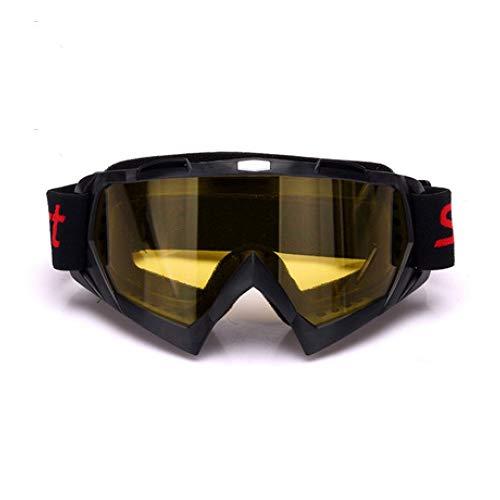 PZXY Skibrille Offshore-Schutzbrillen für Motorräder im Freien Schutzbrillen für den Außenbereich
