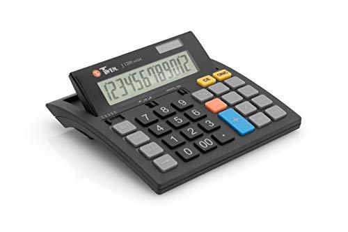 TWEN J 1200, anzeigender Tischrechner, schwarz