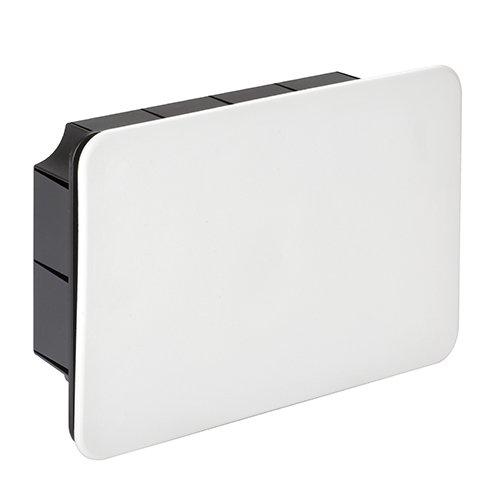 Unterputz Abzweigkasten (130x200x50mm, CLIP-Deckel)