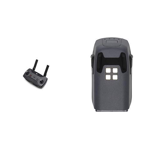 DJI Spark Remote Controller P04 | CP.PT.000792 &  Spark Intelligent Flight Battery P03