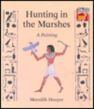 Hunting in the marshes : a painting