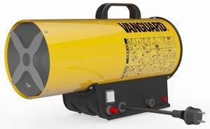 Generador de aire caliente gas kw16