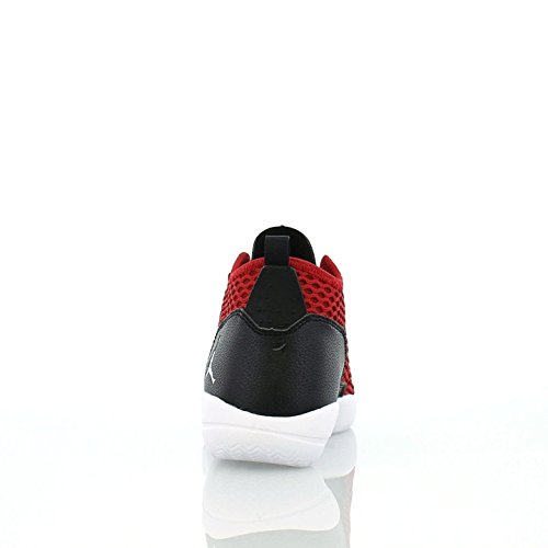 Nike Gym Red / White-black-infrrd 23, espadrilles de basket-ball garçon Rouge - Rojo (Gym Red / White-Black-Infrrd 23)