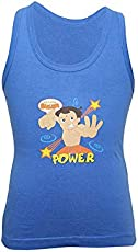 BODYCARE Graphic Solid Color Boys Vests (Pack of 1)