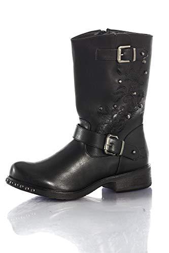 Redskins Chaussures Boots/Bottes Sandra Black - Noir -...