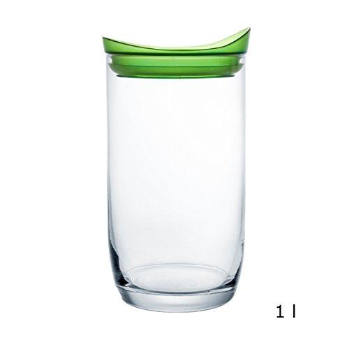 Bergner Fresh - Tarro de cristal, 0,7 l
