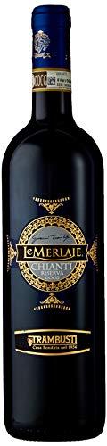 Trambusti Le Merlaie Chianti Reserva 2014 Wine 75 cl (Case of 3)