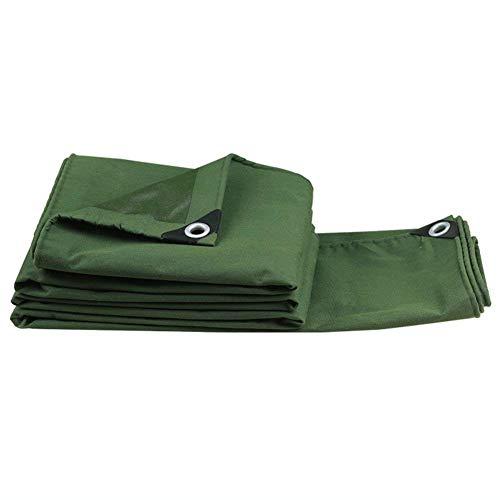 YHDD Gepolsterte wasserdichte Regenschutz-Sonnenschutzmittel für den Außenbereich, tragbar, LKW, Boot, Camping, Dach oder Pool-Sonnenschutzplane Viel Spaß beim Einkaufen (größe : 4x4m)