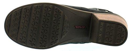 Teva - Foxy Mid W's, Stivali Donna Nero (Schwarz (513 black))