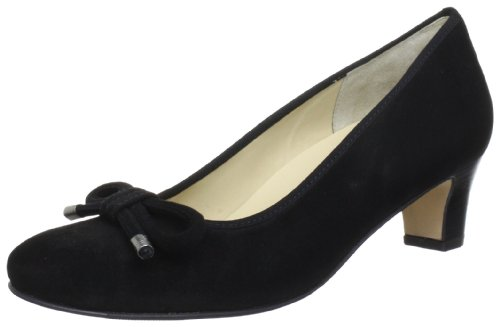 Hassia 5-304612-41000, Escarpins femme Noir (Schwarz 0100)