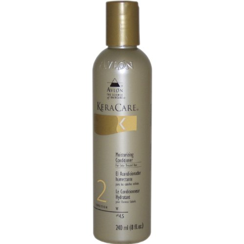 Avlon KeraCare Moisturizing Conditioner for Color Treated Hair, Condition 2, 240ml/8 fl. oz.