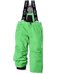 CMP 3W15994_E640_128 Pantalones, Unisex niños, Verde, M