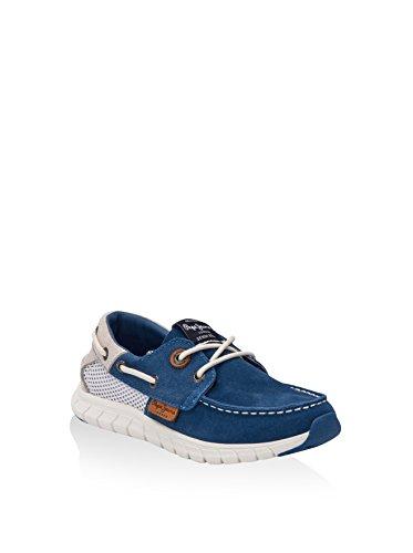 Schuh Pepe Jeans Coven Blau Blau