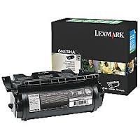 Lexmark Original Marke, OEM 64075ha Return Programm High Yield Schwarz Toner-Kartusche (21K Yld) (Gsa konform Alternative zu 64015ha) - 21k Toner Schwarz
