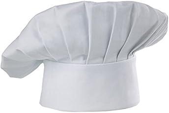 Aurum Creations Chef Cap (White)
