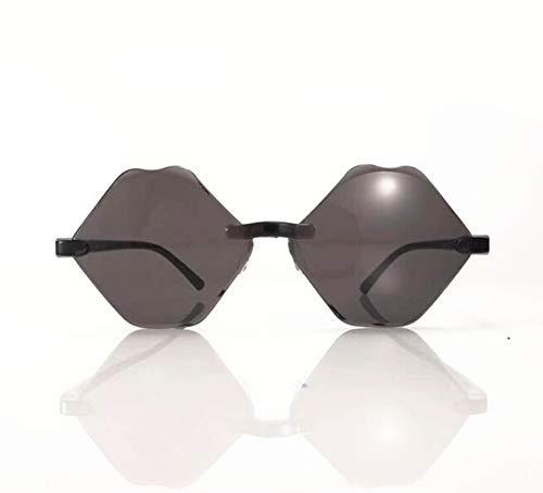 Daesar Schwarz Sonnenbrille Herren Trend 2019 Unisex Sonnenbrille Auto mit PC Linse