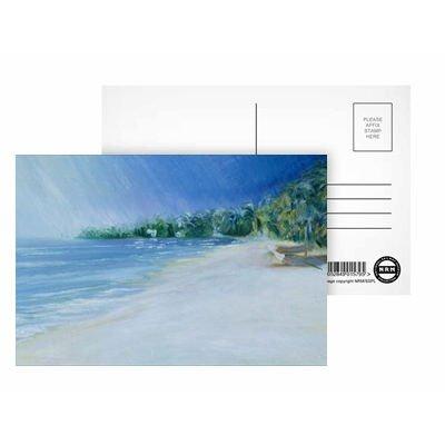 ia, 1997 (oil on board).. - Postkarten (8er-Packung) - 15,2x10,2 cm - Beste Qualität - Standardgröße ()