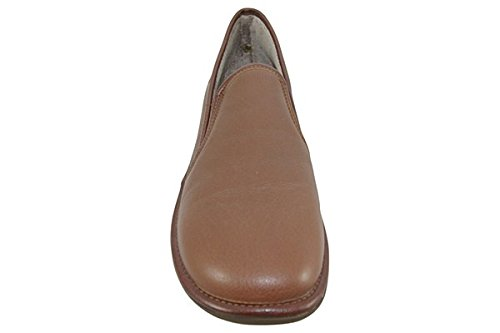 Nordikas , Chaussons pour homme Brown/Tan
