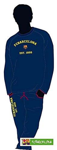 Pijama niño del Fútbol Club Barcelona invierno – 12