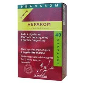 Pranarôm - Héparom
