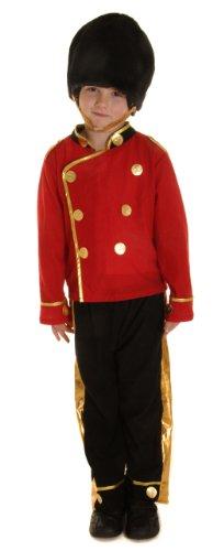 Boys Toys Kostüm Polizist für Kinder, Größe 4–6Jahre ()