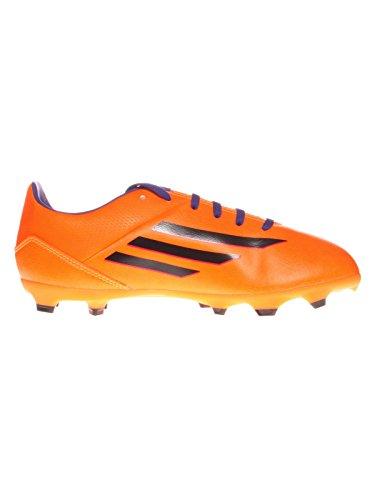 adidas Performance F10 TRX FG G65347, Scarpe da calcio Uomo - orange/lila