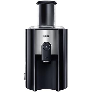 Braun J500 Centrifugeuse Noir/Inox  900 W