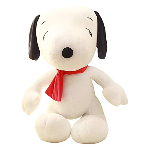 Zhijie-wanju Muñeco de Peluche Snoopy de 23,6 Pulgadas Muñeco de Peluche de Juguete Snoopy de Regalo