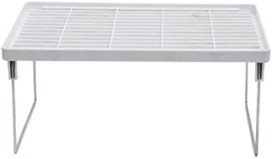 Go Hooked Folding Rack,Plastic,39 X 24 X 18 cm,White