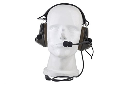 SINAIRSOFT Z-Tactical Sordin Tactical Auriculares