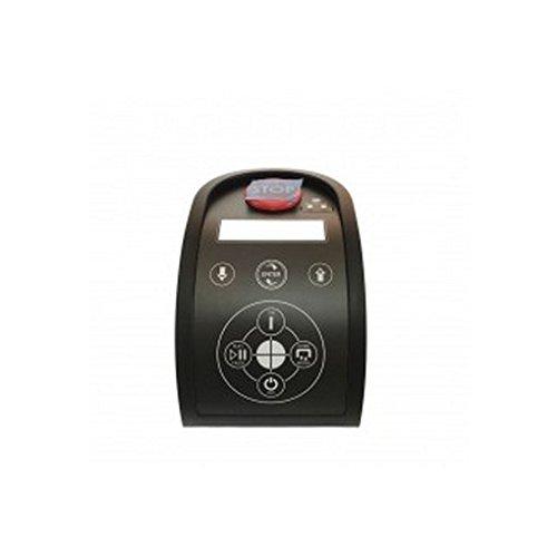 Zucchetti : clavier Ambrogio Robot L30