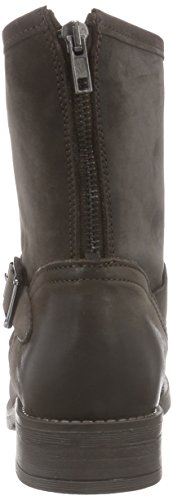 PIECES - Psiza Nobuck New Boot Mocca, Stivaletti Donna Marrone (Marrone (moka))