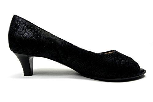 Peter Kaiser 44501 234 Naia, Scarpe col tacco donna Nero (nero)